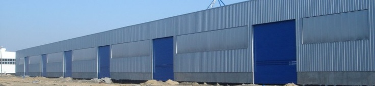 bramy przemysłowe, gateway, gate, port