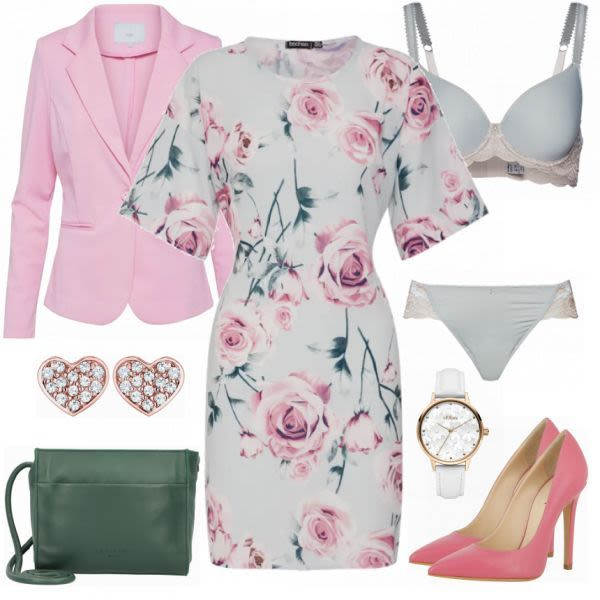 Abend Outfits: Romantic bei FrauenOutfits.de #abendoutfit #nightout #datenight #fahioninsta