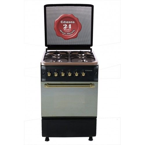 Citizens CF-6640-IMOGIT 60x60 Free Standing Gas Cooker 4Gas  Imperial series