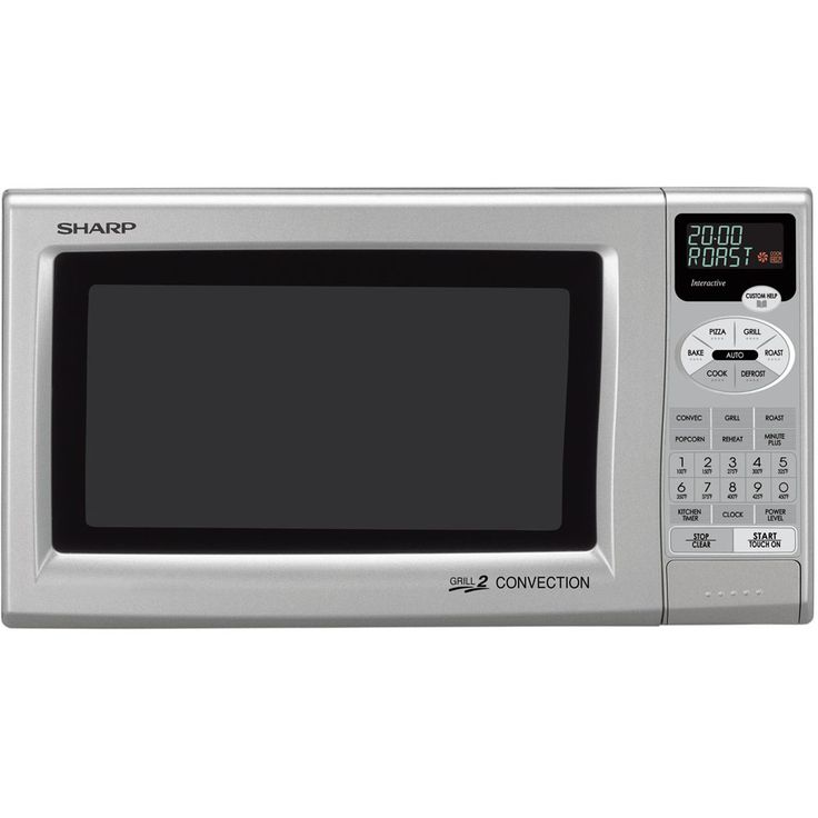 ...  the convection microwave doesn't just grill, it also roasts and defrosts, and it can be used as a standard carousel microwave. Description from best-microwaveconvectionovenreviews.blogspot.com. I searched for this on bing.com/images