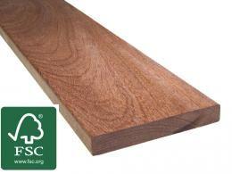 Terrassendielen aus Cumaru | Tropenholz aus nachhaltiger Forstwirtschaft bei Holzhandel-Deutschland