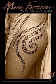 feminine tribal tattoos - Google Search
