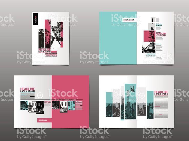 Bien-aimé Les 25 meilleures idées de la catégorie Conception de brochure sur  HB95