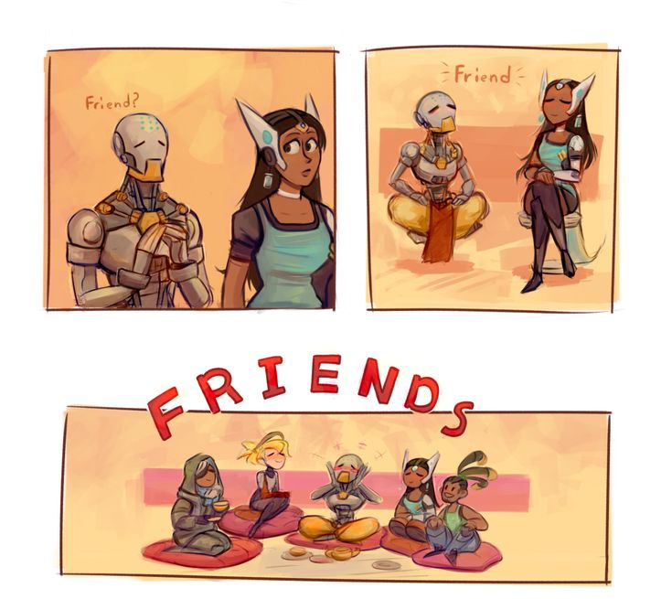 Wholesome Overwatch Moments and Memes