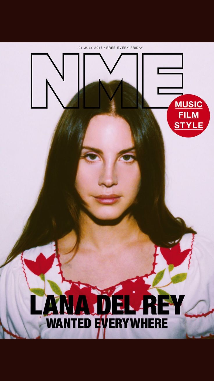200 best lana del rey images on pinterest lana del rey for nme cover lust for life era kristyandbryce Images