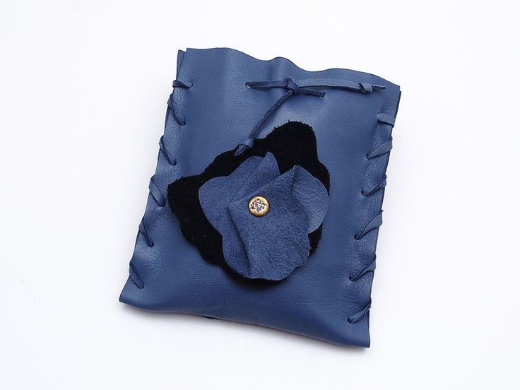 Skórzana torebka III w AB art na DaWanda.com