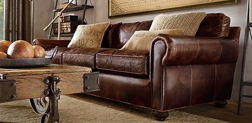 love soft leather sofas.