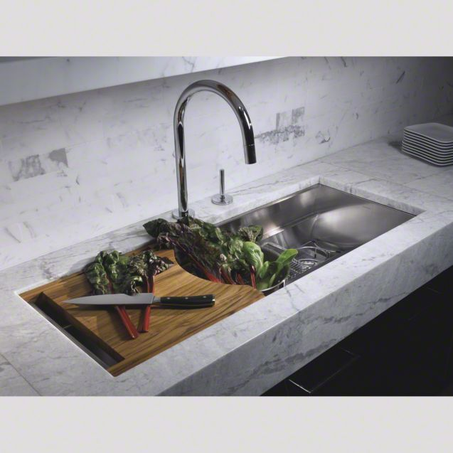 Multiere  Kitchen Sink With Deluxe Accessories