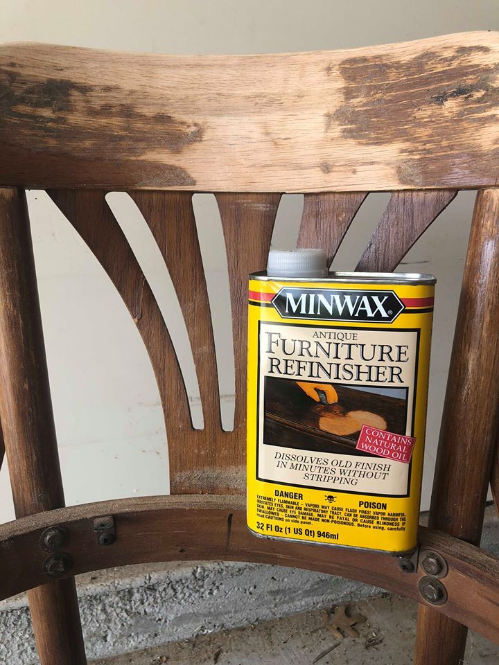 Wood Stain Without Sanding