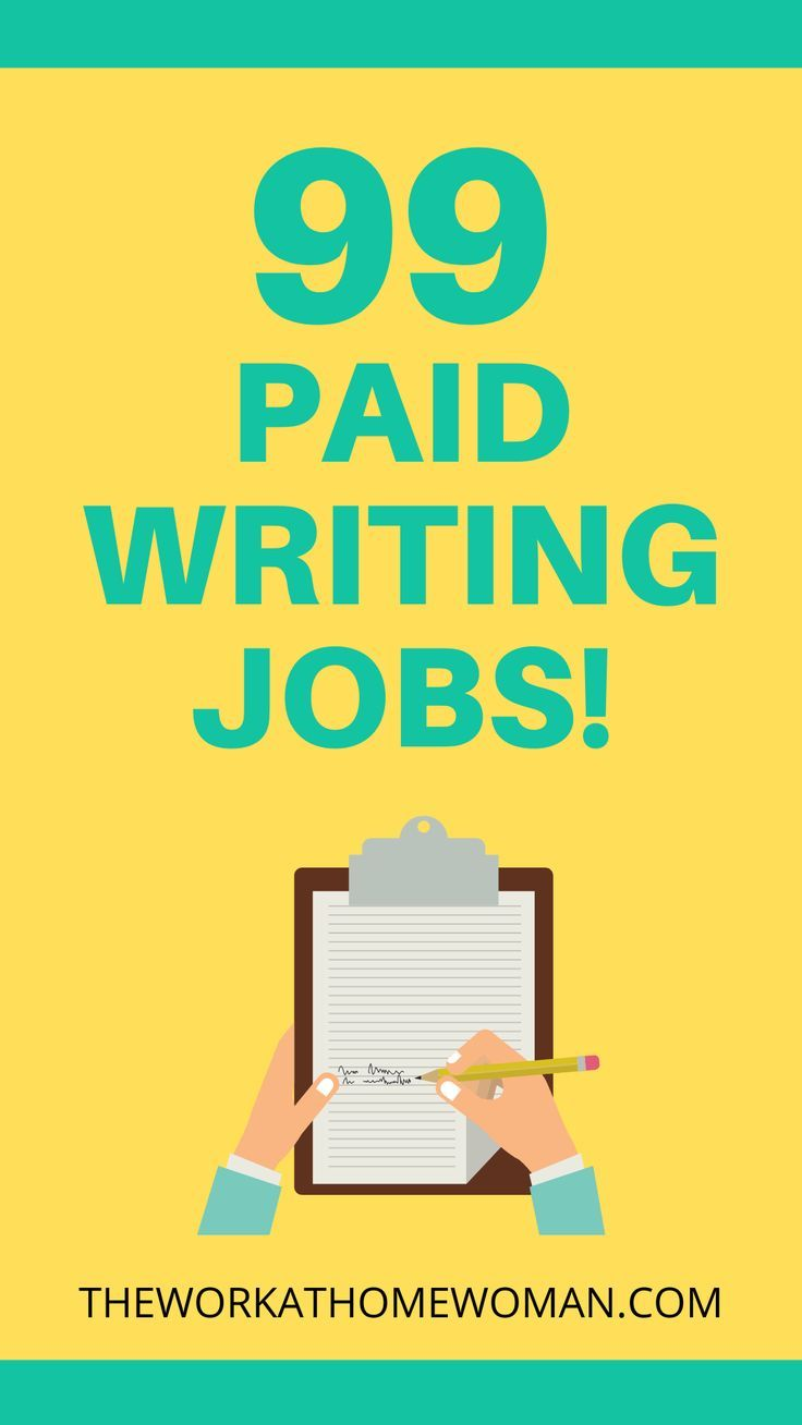99 Paid Writing Gigs And Opportunities In 2020 With Images