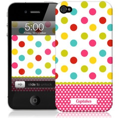 Pink Multi Dot