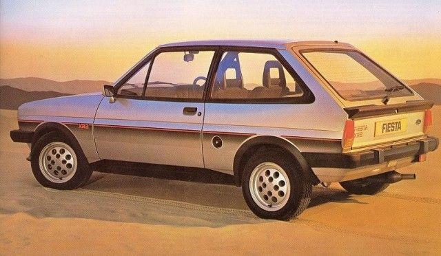 Mk1 Ford Fiesta XR2