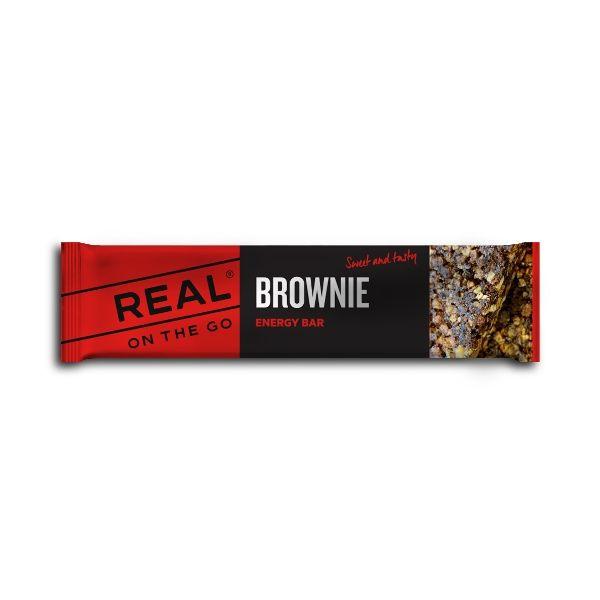 Brownie Energy Bar - Drytech