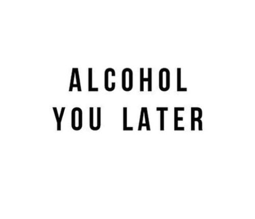 alcohol, quote, and funny image