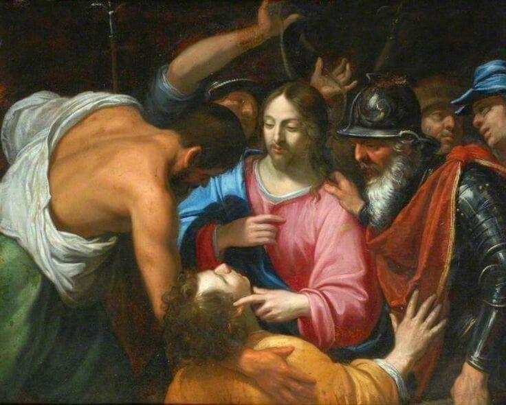 """EVANGELIO DE HOY: AMAD A VUESTROS ENEMIGOS  Lectura del santo evangelio según san Mateo (5,43-48):  En aquel tiempo, dijo Jesús a sus discípulos:   «Habéis oído que se dijo: """"Amarás a tu prójimo"""" y aborrecerás a tu enemigo. Yo, en cambio, os digo: Amad a vuestros enemigos, y rezad por los que os persiguen. Así seréis hijos de vuestro Padre que está en el cielo, que hace salir su sol sobre malos y buenos, y manda la lluvia a justos e injustos.   Porque, si amáis a los que os aman, ¿qué premio…"""
