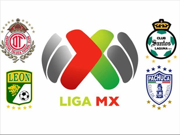 2014 Liga MX semifinals