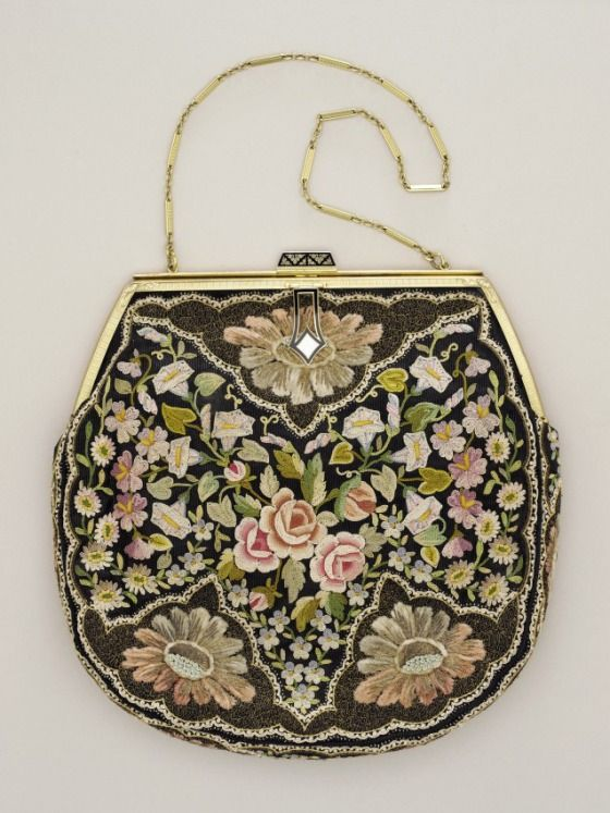 Woman's Handbag with Coin Purse. France, circa 1930s | LACMA Collections