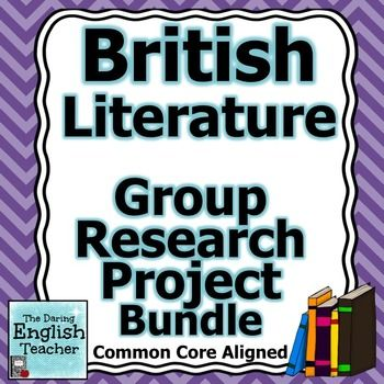 This+money-saving+bundle+contains+four+of+my+most+popular+British++literature+group+research+projects!+ In+this+zipped+file,+you+will+save+$4+and+receive: -+Jane+Eyre+Group+Research+Project+(PDF) -+A+Tale+of+Two+Cities+Group+Research+Project+(PDF) -+1984+Group+Research+Project+(PDF) -+Animal+Farm+Group+Research+Project+(PDF) -+Great+Expectations+Group+Research+Project+(PDF) -+Example+PowerPoint+Template+(PPT) -+Group+Research+Project+Rubric+(PDF)…