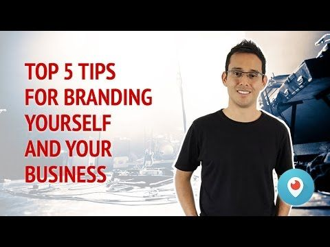 Top 5 Tips for Branding Yourself and Your Business • Alex Ford