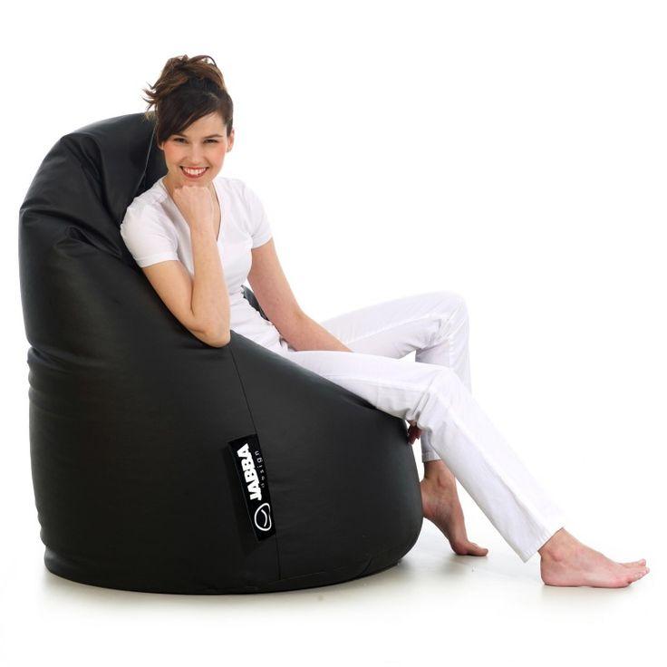 This simple, comfortable beanbag in black will fit all minimalistic and scandi interiors and it is not very expensive. Szukasz modnego, wygodnego fotela do siedzenia i leżenia? Aby był dokładnie jak chcesz i idealnie pasował do Twojego wnętrza? Musisz to zobaczyć!