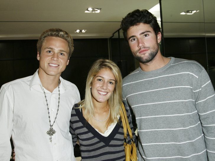 Pin for Later: Blast From the Past: The Casts of Laguna Beach and The Hills  Spencer Pratt and Brody Jenner met up with Heidi Montag in LA in November 2006.