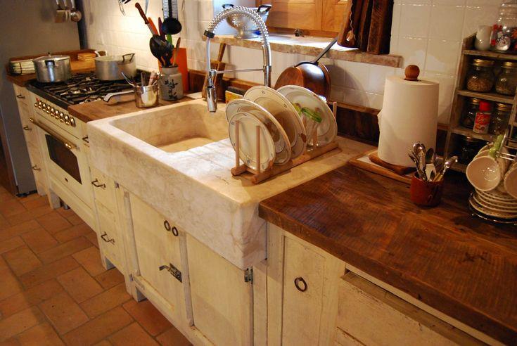 Cucina Provenzale Decapata La Fornace - Cucine Belli