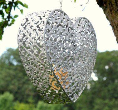 Grasmere Hanging Heart