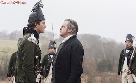 John Graves Simcoe will take a Turn on AMC show's final season