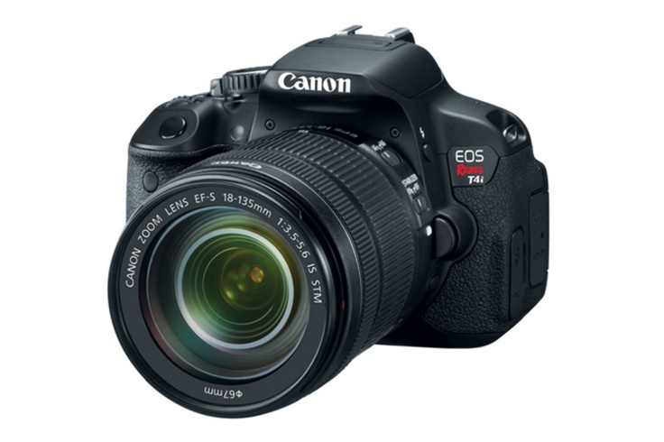 Canon introduces Rebel T4i: 18-megapixel DSLR with new touchscreen, better ISO for $849.99