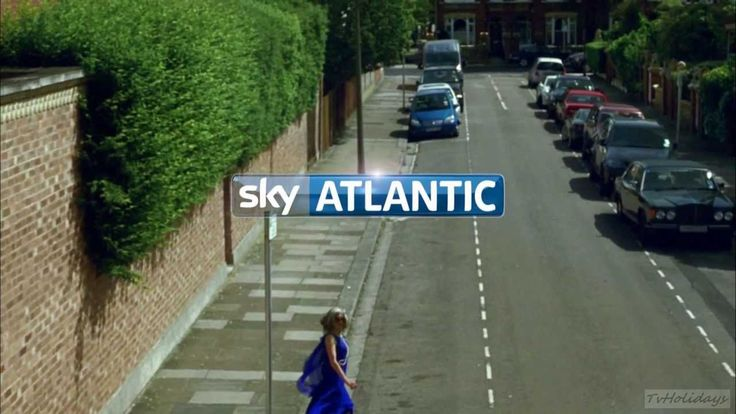 Sky Atlantic New Ident 2013 promoting different ways to watch anywhere