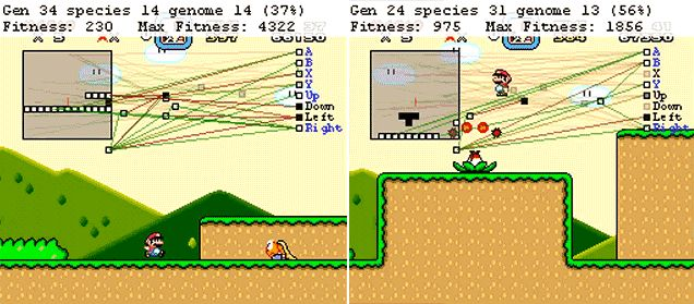 Watch This Software Learn to Play Super Mario World Better Than You Can