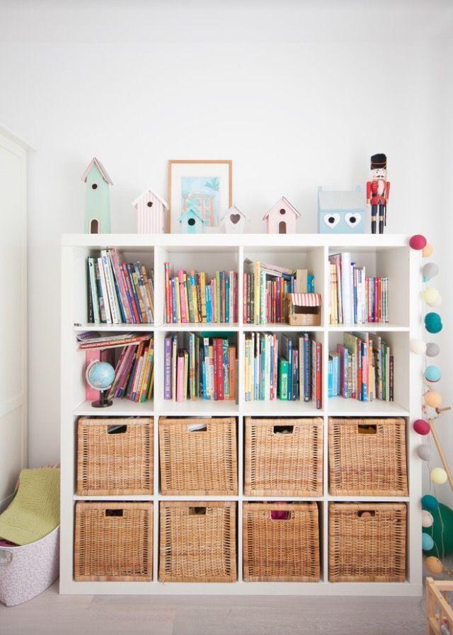 Ideen für Kinderzimmer / Spielzimmer #girlsroom #kidsroomdecor #kidsroomdesign