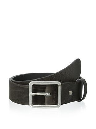 63% OFF Gordon Rush Men's Striated Belt (Grey)