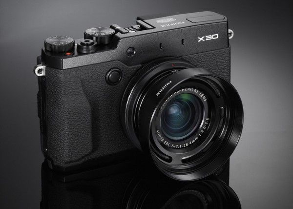 Fujifilm X30 Compact Digital Camera 1 - I love this cam. Did a lot of cool street photography in NYC recently with it.