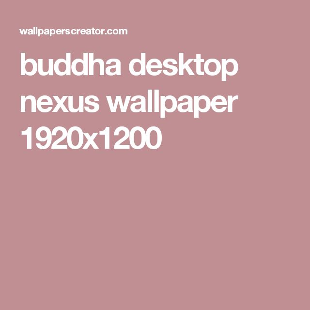 buddha desktop nexus wallpaper 1920x1200