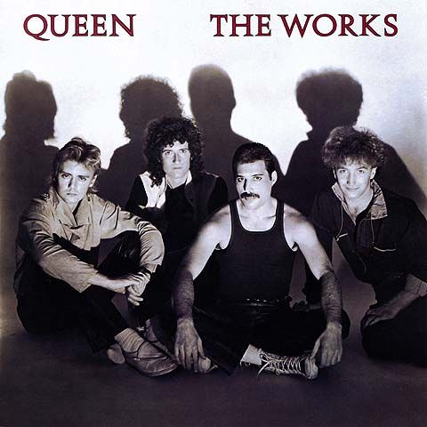 """HAD-- LP -- """"Radio Gaga"""" (had the 45 with the picture sleeve too!) Video for """"I Want To Break Free"""" was hilarious!"""