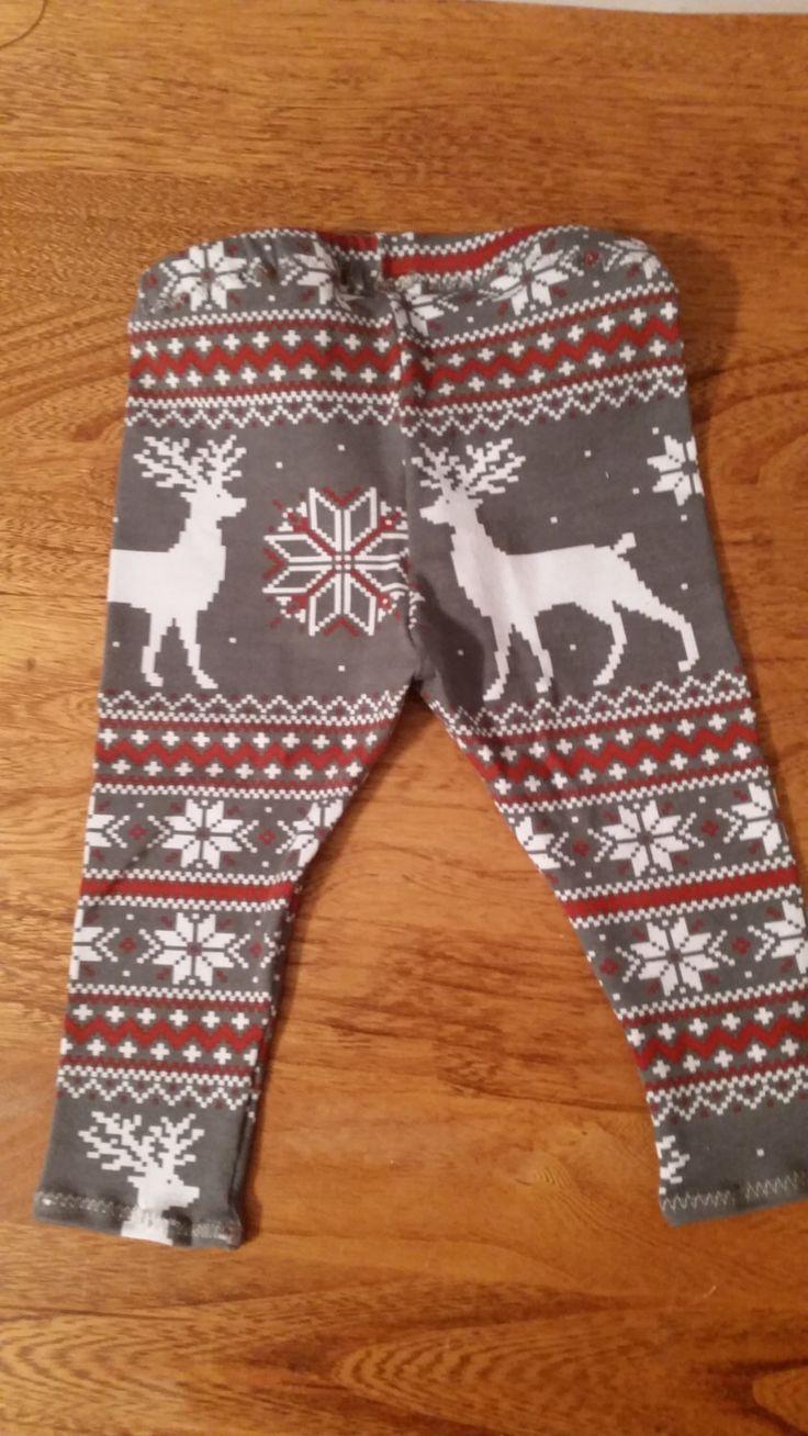 Christmas leggings by SewCentrics on Etsy https://www.etsy.com/listing/254871344/christmas-leggings