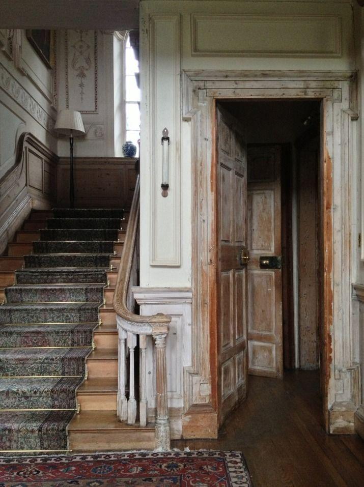 Georgian foyer
