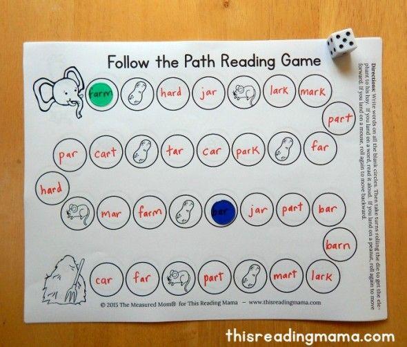 free reading game sample