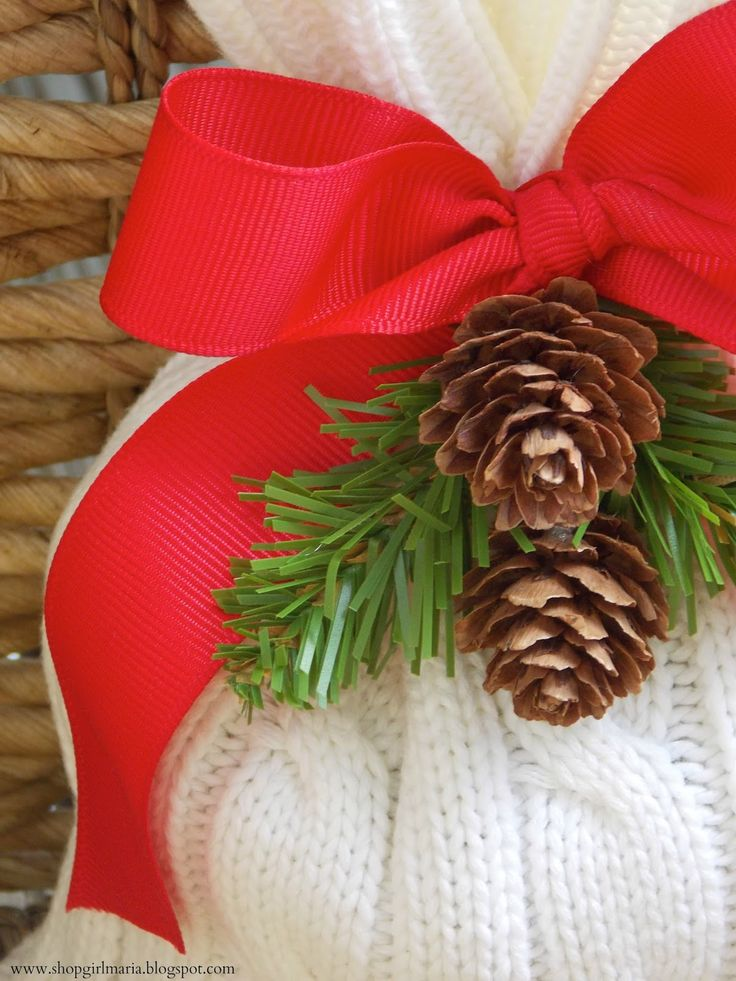 Shopgirl: Christmas Treat Bags