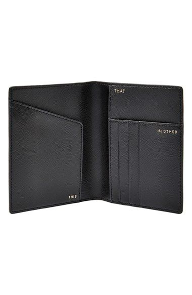 Free shipping and returns on Fossil 'Gifts' Leather Passport Case at Nordstrom.com. A sleek passport cover is crafted from rich leather in both classic and fun, easy-to-find hues—offering stylish protection for your most valuable travel accessories.