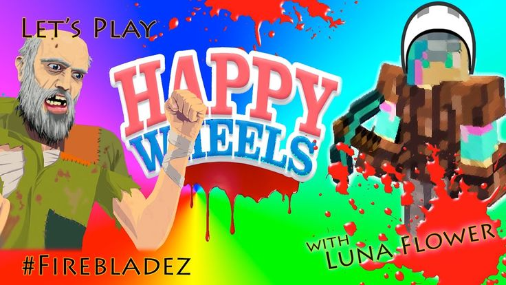 Let's Play Happy Wheels Ep 4