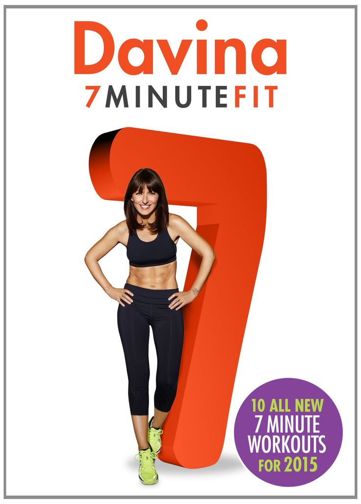 A new year, a brand new trainer and a brand new workout. po.st/7MinuteFit