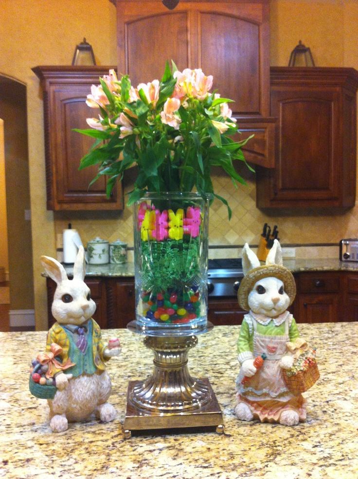 41 Best Easter Floral Arrangements Images On Pinterest