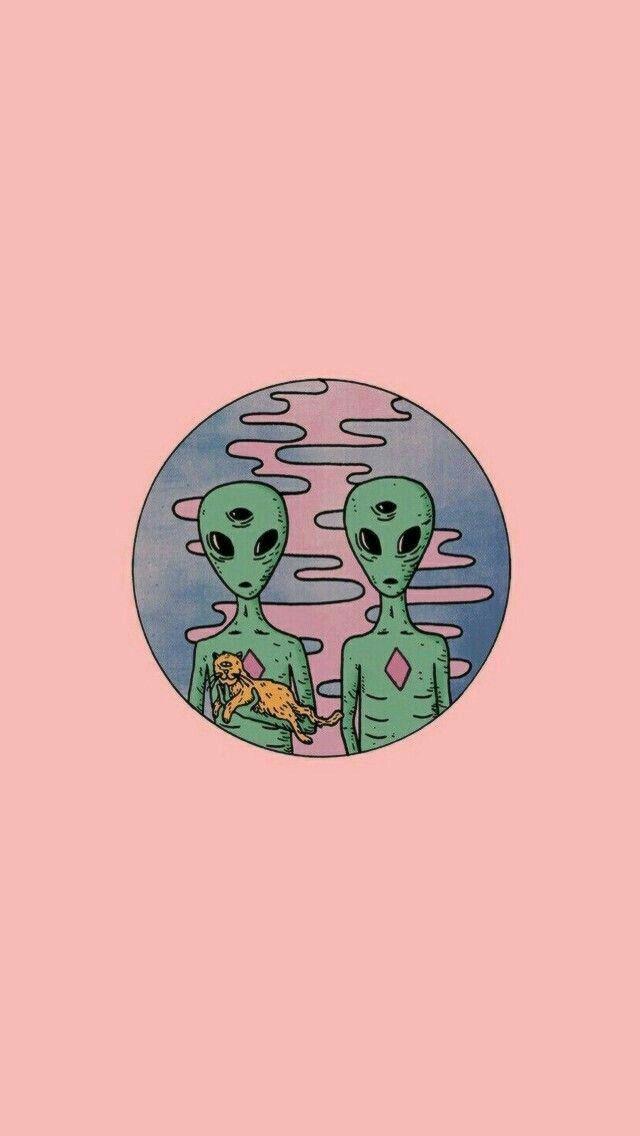 инопланетяне прикольные картинки для лд что предприятие начатое