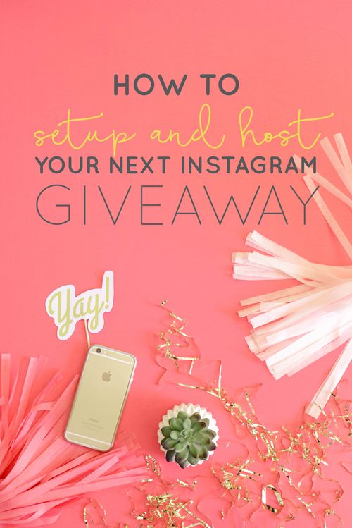 Running a giveaway or promotion for your business can bring a whole new audience and traffic to your brand. We know it can be really overwhelming to organize, promote and follow through with a giveaway, but this is your chance to be able to offer up something you know your audience will love | Think Creative Collective