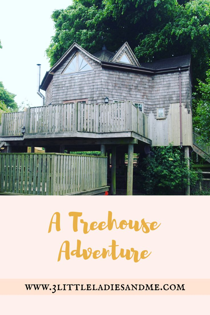 Are you looking for a family friendly holiday with a difference? We spent a week in the beautiful treehouse in Somerset in the U.K. With a hot tub, indoor pool, garden and private play area it was perfect for the children and we even got to relax too! Click on the the link below to read more: http://www.3littleladiesandme.com/2017/06/a-treehouse-adventure.html
