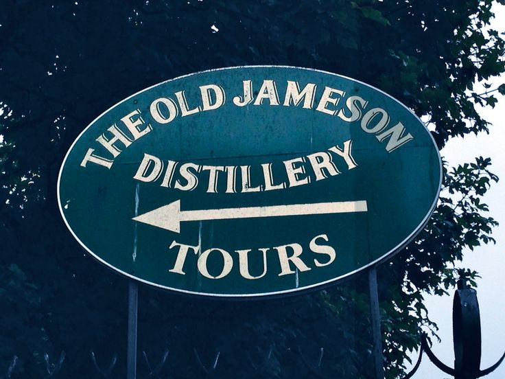 Old Jameson Distillery Tours