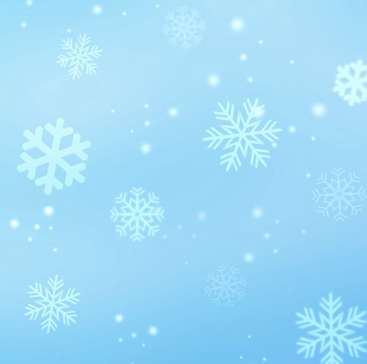 Blue Snowflake Ipad Background Wallpaper Frozen Party