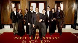 Mr. Selfridge on PBS